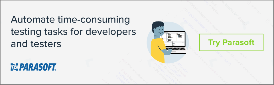 Automate time-consuming testing tasks for developers and testers