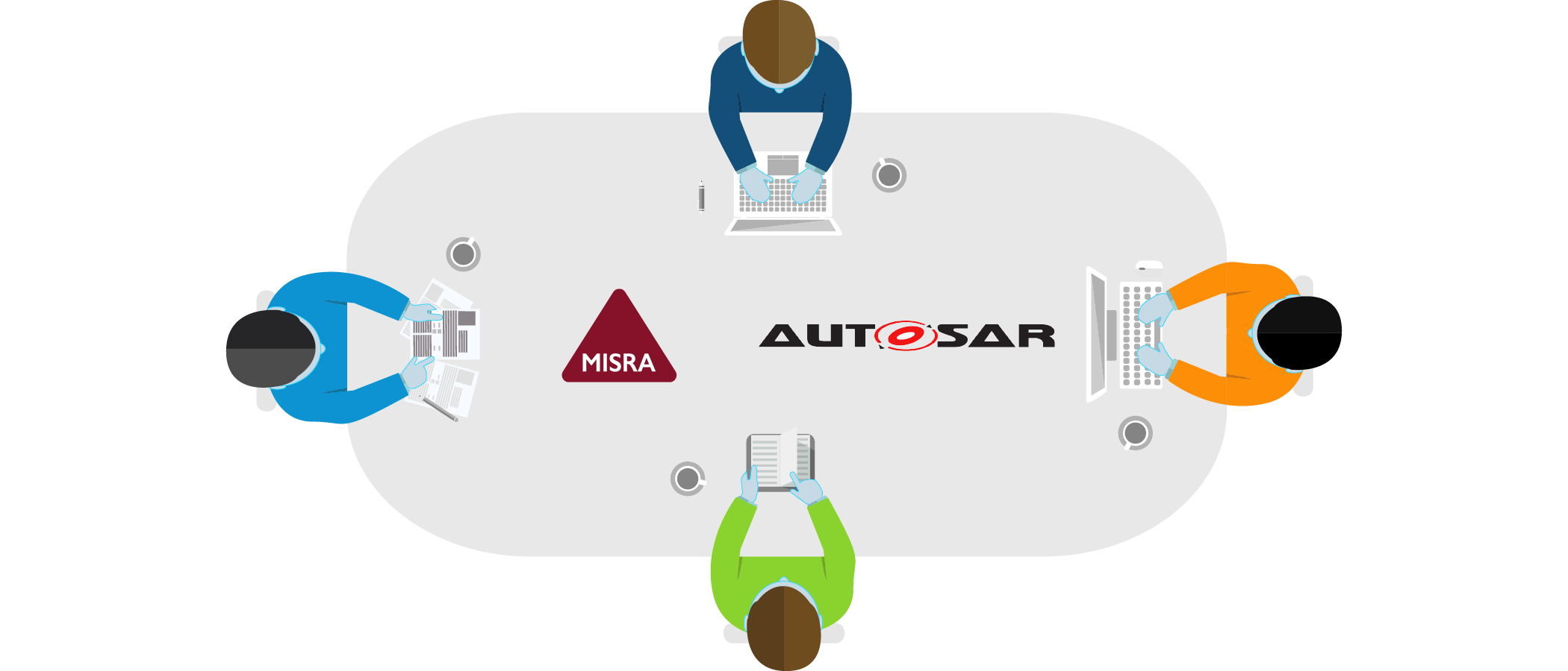 The Merger of MISRA C++ and AUTOSAR C++: A Roundtable Discussion