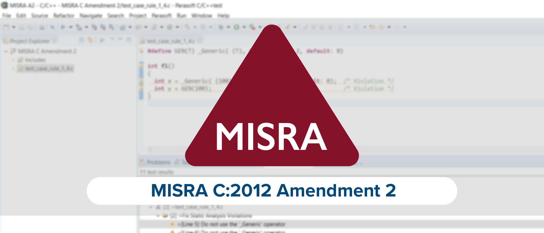 The Anticipated MISRA C:2012 Amendment 2 is Now Available