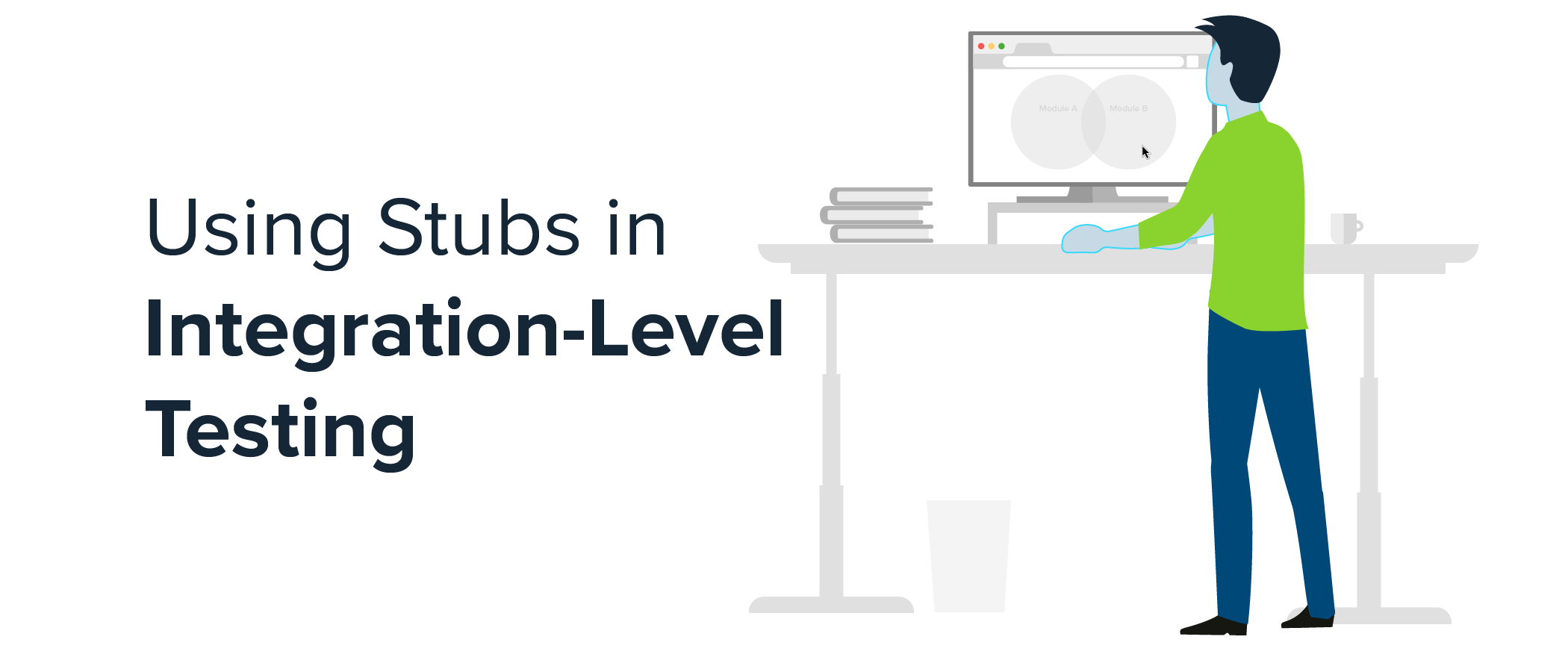 Using Stubs in Integration-Level Testing