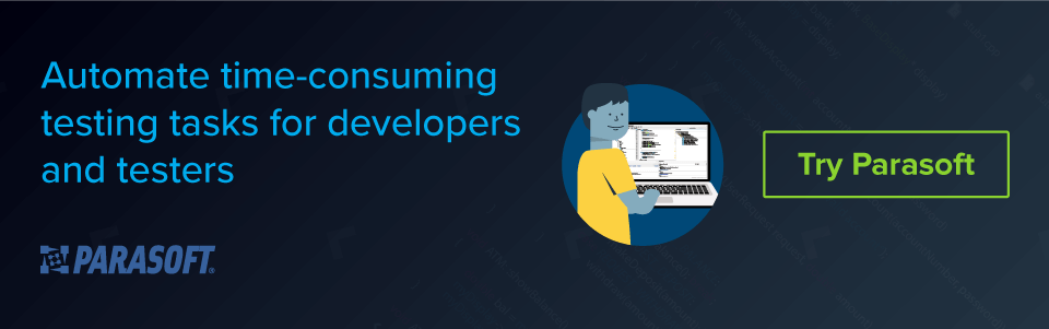 Automatice las tareas de prueba que requieren mucho tiempo para desarrolladores y evaluadores