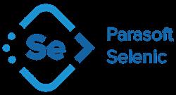 Logotipo de Parasoft Selenic