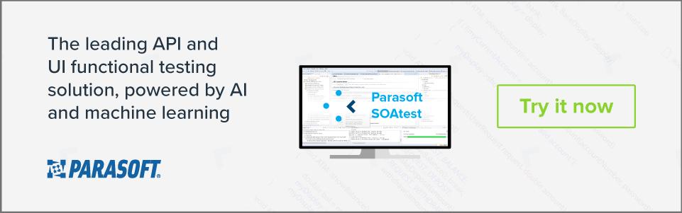 La solución líder de pruebas funcionales de API y UI, impulsada por IA y aprendizaje automático