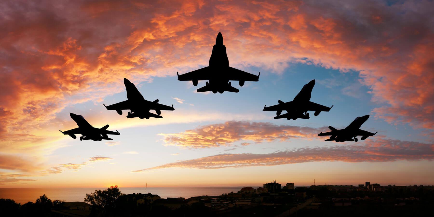 Compañía aeroespacial / de defensa implementa Parasoft para respaldar DevSecOps para una importante iniciativa del Departamento de Defensa