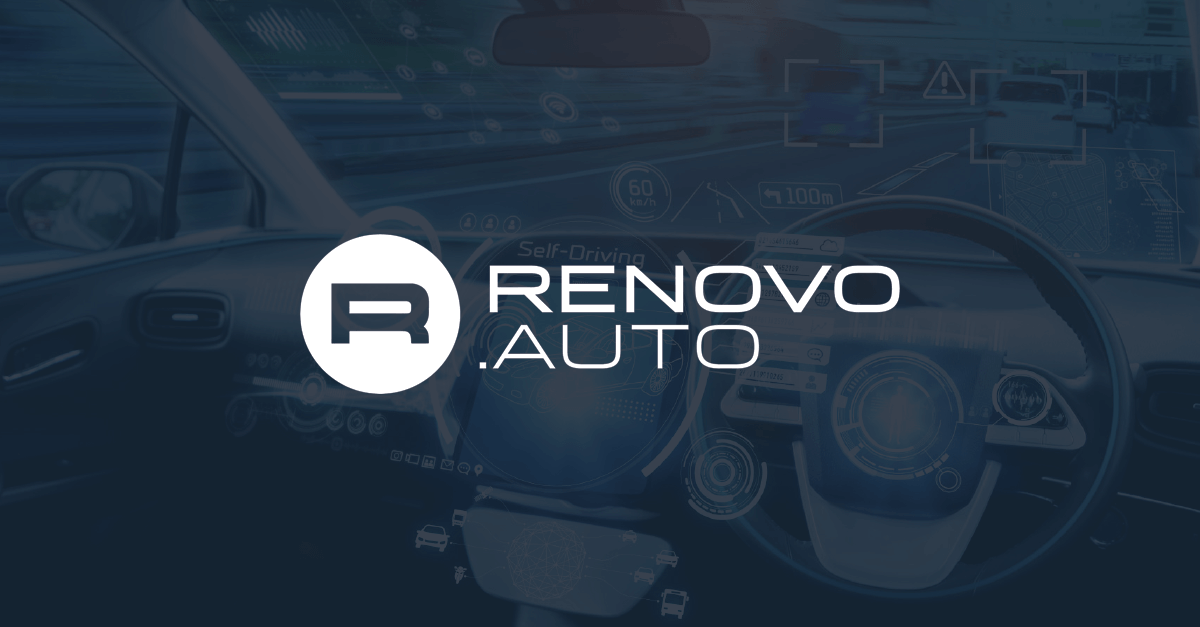Renovo Balances Speed & Agility With Safety & Security in ADAS Development
