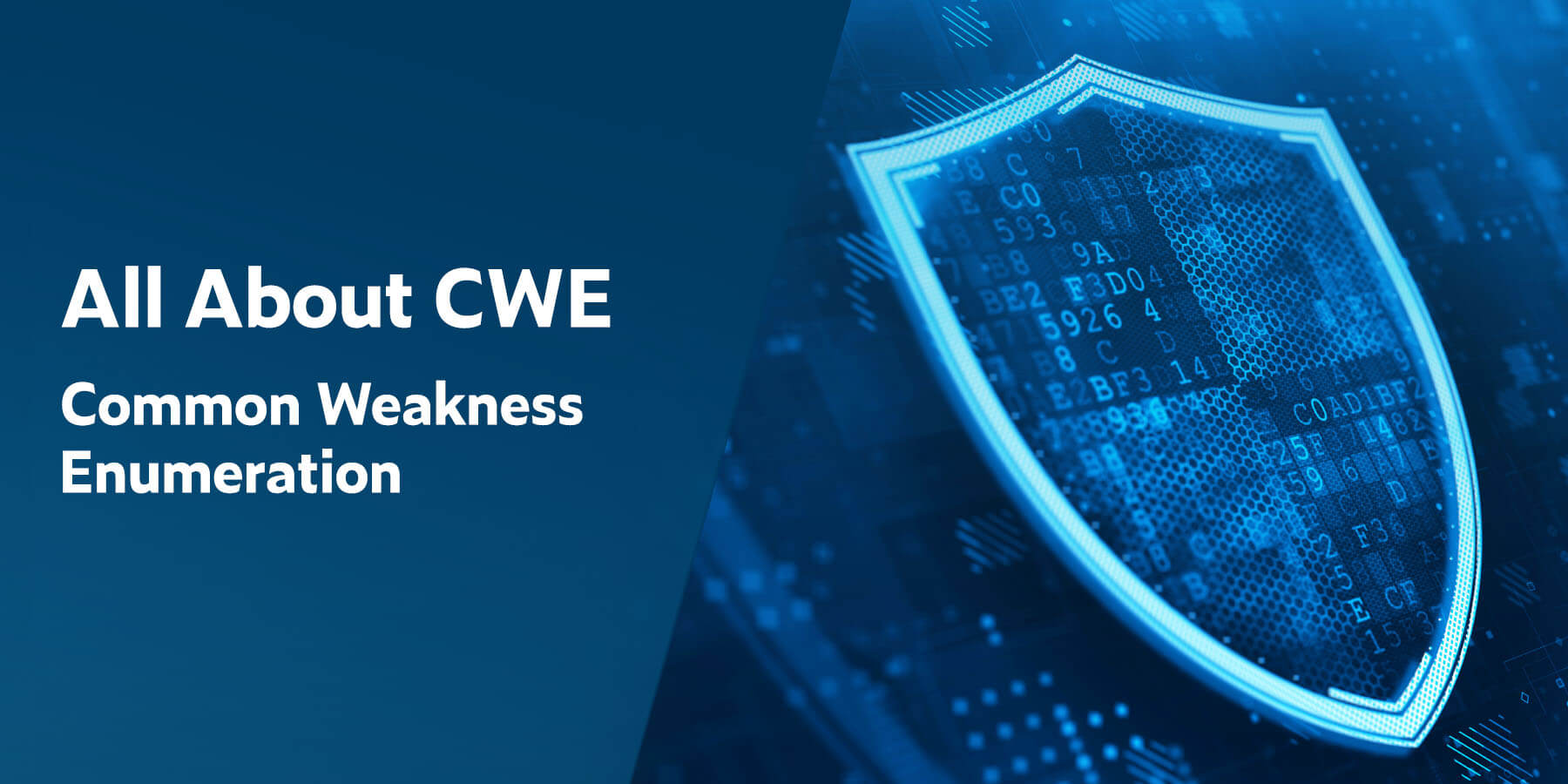 All About CWE: Common Weakness Enumeration