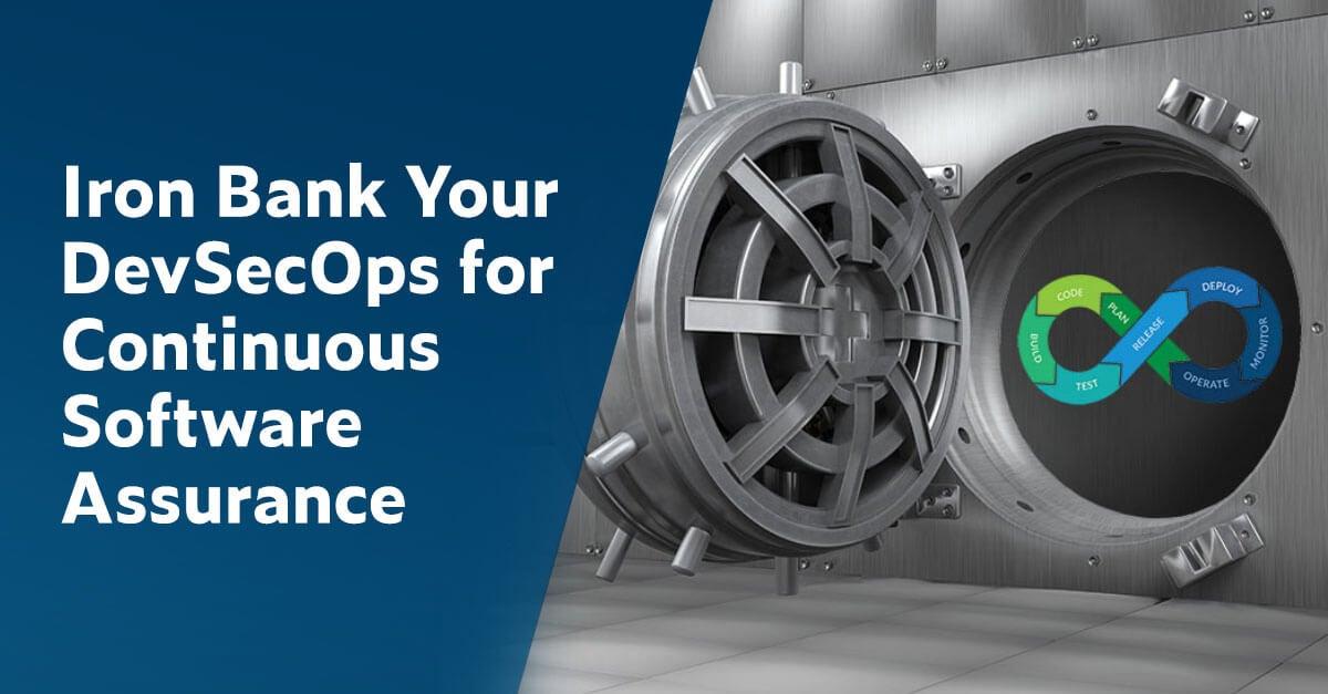 Iron Bank Your DevSecOps para una garantía de software continua